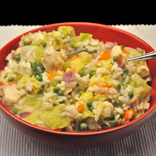 Veggie Risotto Recipe
