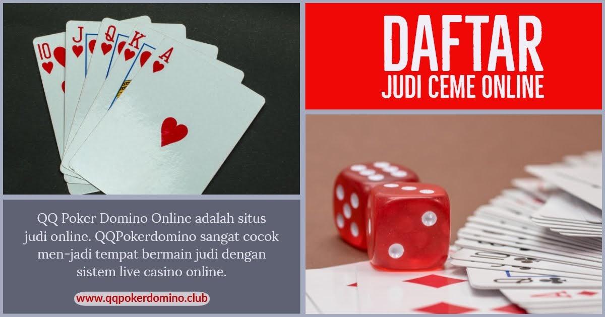 Poker Pulsa Qq Poker Domino
