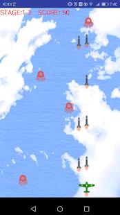 Missile Shooting Game (Barrage Fighter) - náhled