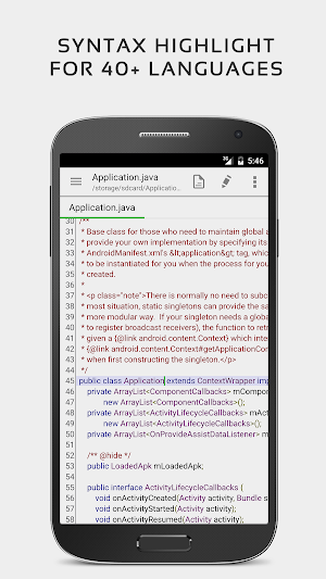 QuickEdit Text Editor Pro 1.3.7 [Paid] APK