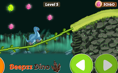Racing game for Kids - Beepzz Dinosaur APK screenshot thumbnail 3