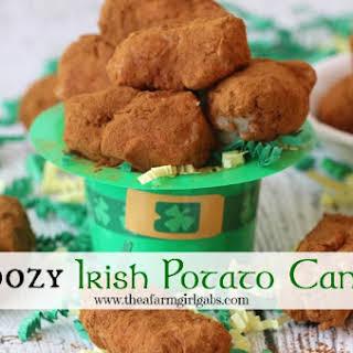 Potato Candy Irish Potatoes Recipes.