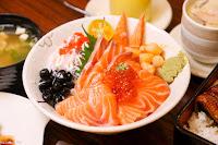 三船の鰻丼San Chuan Unagi Don restaurant