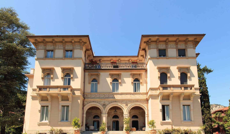 Villa with garden and terrace Baveno