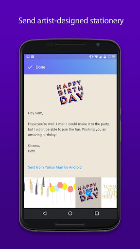 Yahoo Mail – Stay Organized screenshot 4