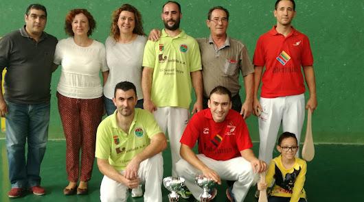 El CP Almería, campeón de Andalucía