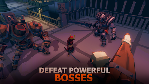 Télécharger Restless Dungeon - Roguelike Hack 'n' Slash apk mod screenshots 4