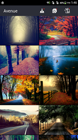 android Avenue Wallpapers Screenshot 2