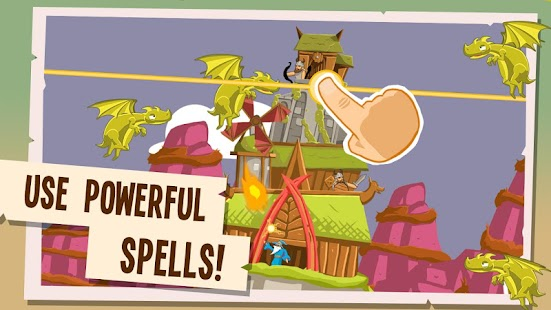 Dragon Squash:Castle of Spells- screenshot thumbnail