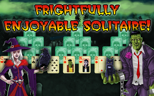 Halloween Tri-peaks Solitaire  screenshots 7