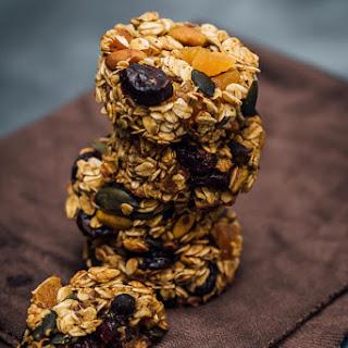 Skinny Pumpkin Breakfast Cookies