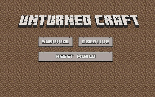 Download unturned craft multi survival apk to pc for Survival craft free download pc