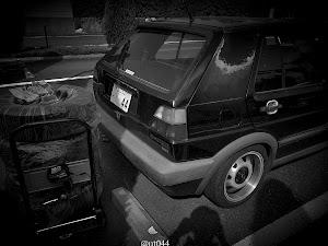 ゴルフ2  GTIのカスタム事例画像 ut044さんの2019年04月07日00:05の投稿