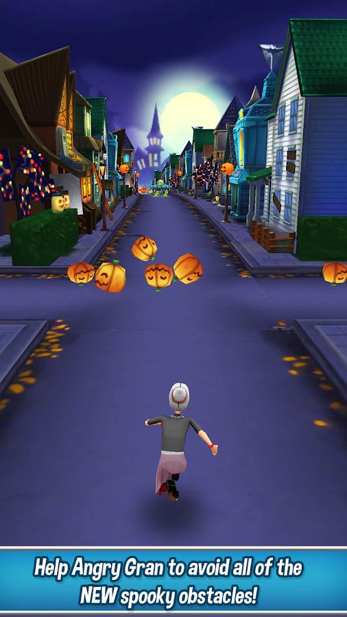 Angry Gran Run - Running Game- screenshot