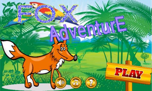 fox wold adventure