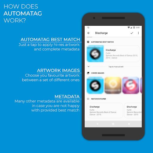 Automatic Tag Editor 1.8.3.10 screenshots 2