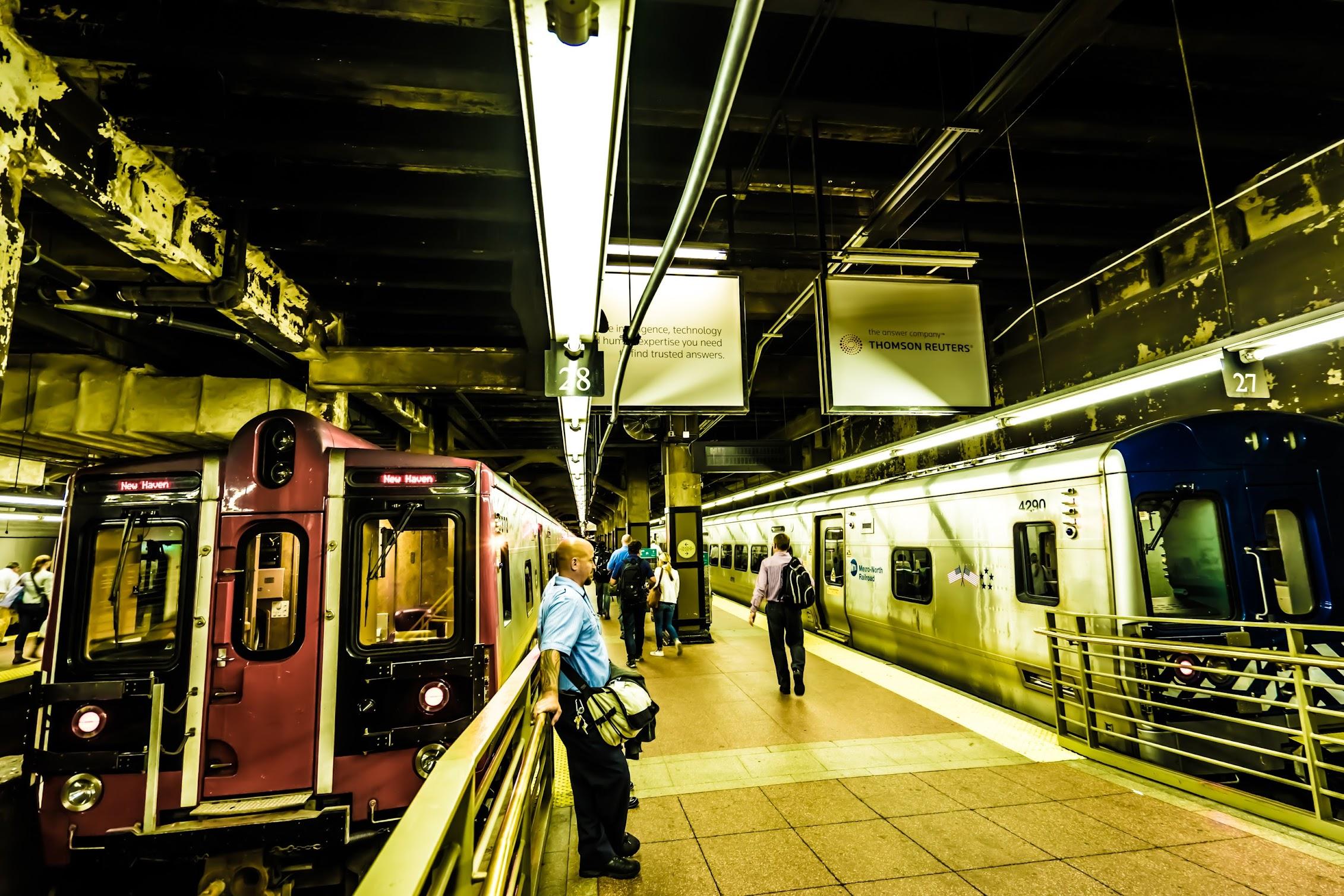 ニューヨーク メトロノース鉄道