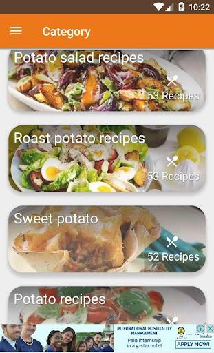 330+ Potato recipes 1.1 screenshots 2