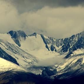 Good Morning! by Abhishek Majumdar - Landscapes Mountains & Hills