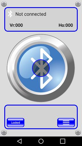 Arduino & IRacer Bt controller screenshot 2