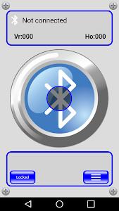 IRacer & Arduino BT controller screenshot 1