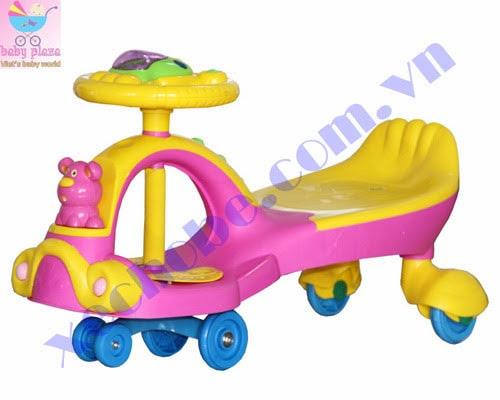 Xe lắc trẻ em XL 3388 5