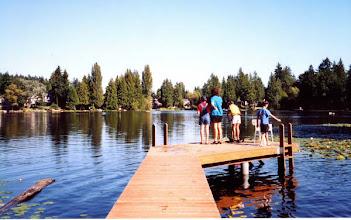 Photo: Haller Lake