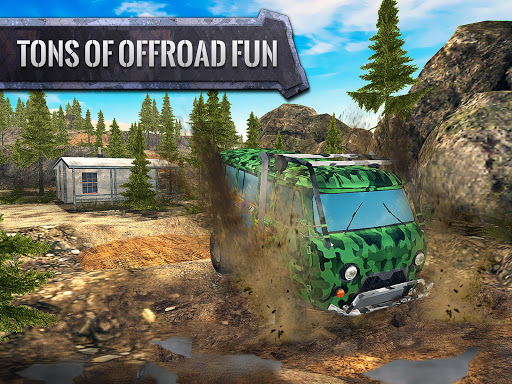 ud83dude97ud83cudfc1UAZ 4x4: Dirt Offroad Rally Racing Simulator android2mod screenshots 7