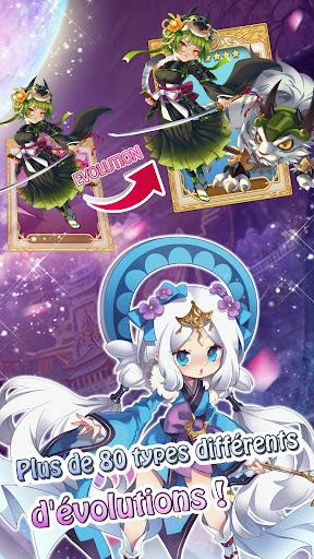 Code Triche Summon Princess-Anime AFK SRPG  APK MOD (Astuce) screenshots 4