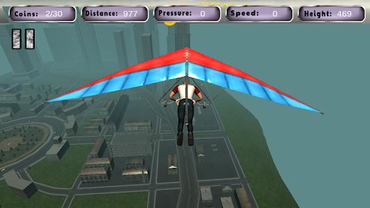 Real Hang Gliding : Free Game screenshot 13