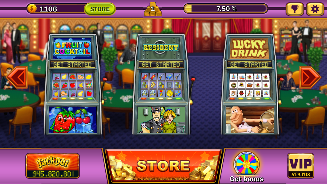casino rama games