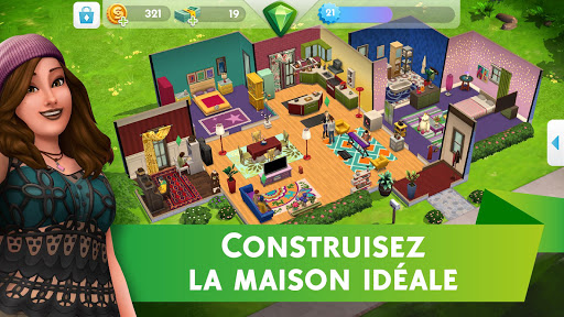 Les Sims™ Mobile  screenshots 2