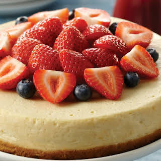 Classic Instant Pot Cheesecake.