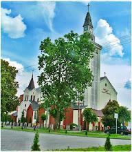 Photo: Kościół pw.Świętej Trójcy w Terespolu