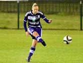 Speelster Anderlecht scoorde vijf(!) keer tegen Heist en is zo nieuwe topschutter