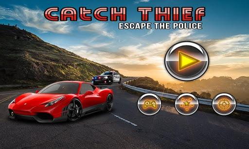 Catch Thief Escape The Police