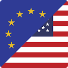 Euro a Dólar USA icon