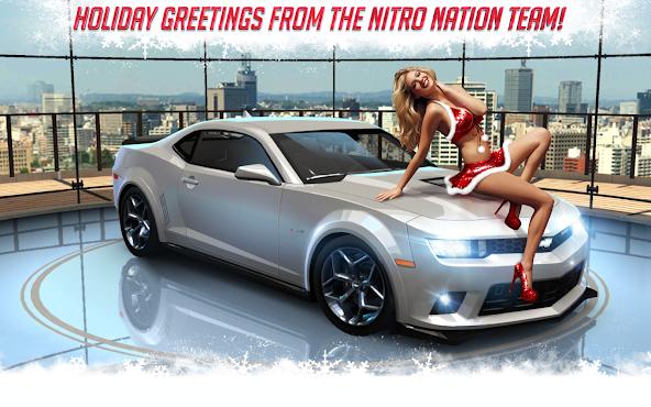 Nitro Nation Online Racing v3.8.0 (Mod)