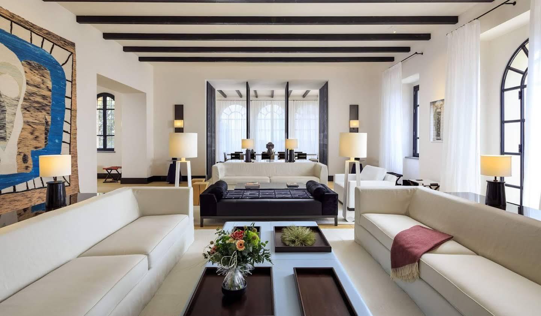 Villa avec jardin et terrasse Gubbio