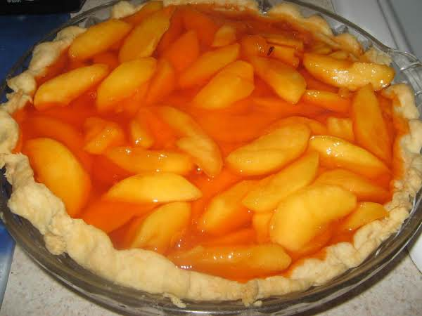 A Gem Of A Fresh Peach Pie Recipe