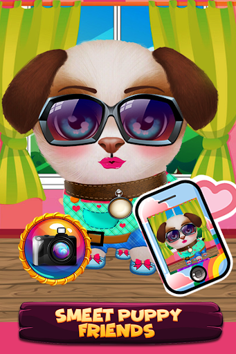 Puppy Dog Makeup Salon: Pet Makeover Salon & Spa 1.0 screenshots 8
