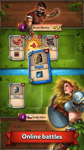 Card Crushers - Deck building CCG 0.0.51 screenshots 12