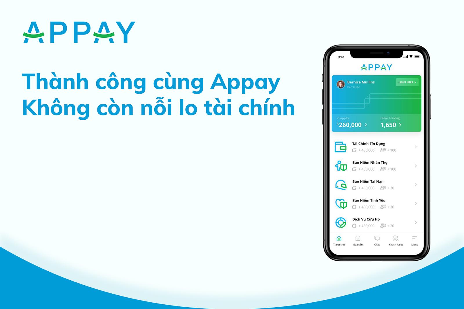 kiếm tiền đi du lịch với Appay