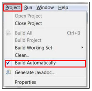 Java projects