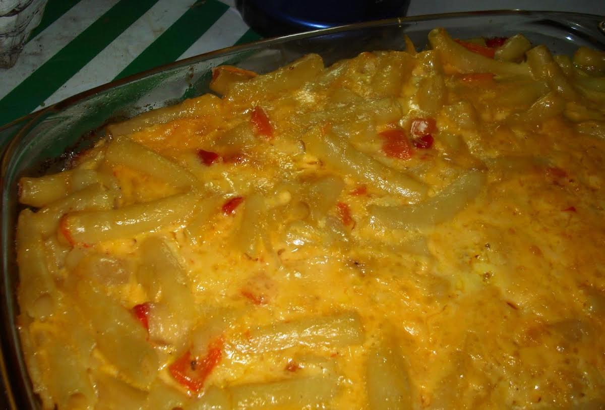 Traditional Bahamian Mac And Cheese Just A Pinch Recipes