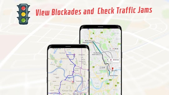 Maps All in One: Navigation, Radars, Speed Cameras 3