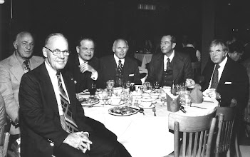 Photo: Len Greenough, Warren Jeffrey, John McCaughey, Stan Bullis, Roy Soderland, Peter Place