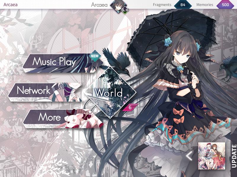 Arcaea - New Dimension Rhythm Game Screenshot 6