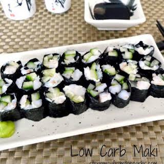 Low Carb Maki.