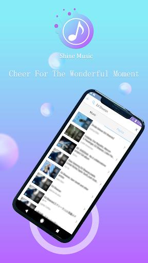 Shine Music screenshot 1